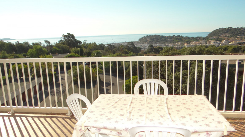 Sale apartment Cavalaire 315 000€ - Picture 2