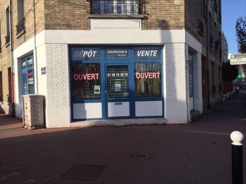 Vente fonds de commerce boutique St maur des fosses 25 000€ - Photo 1