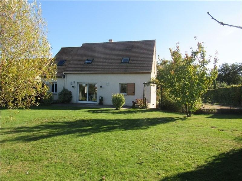 Sale house / villa Breval 298000€ - Picture 2