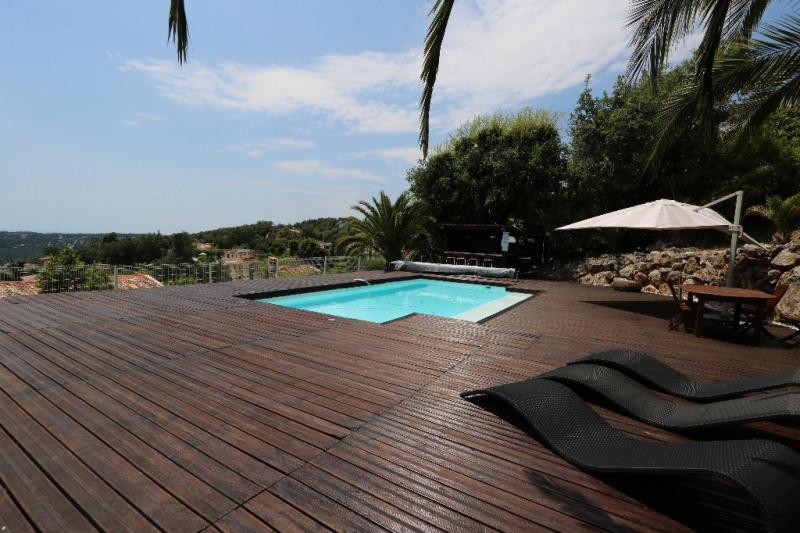 Immobile residenziali di prestigio casa Gattieres 830000€ - Fotografia 2