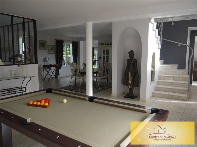 Sale house / villa Breval 517000€ - Picture 4