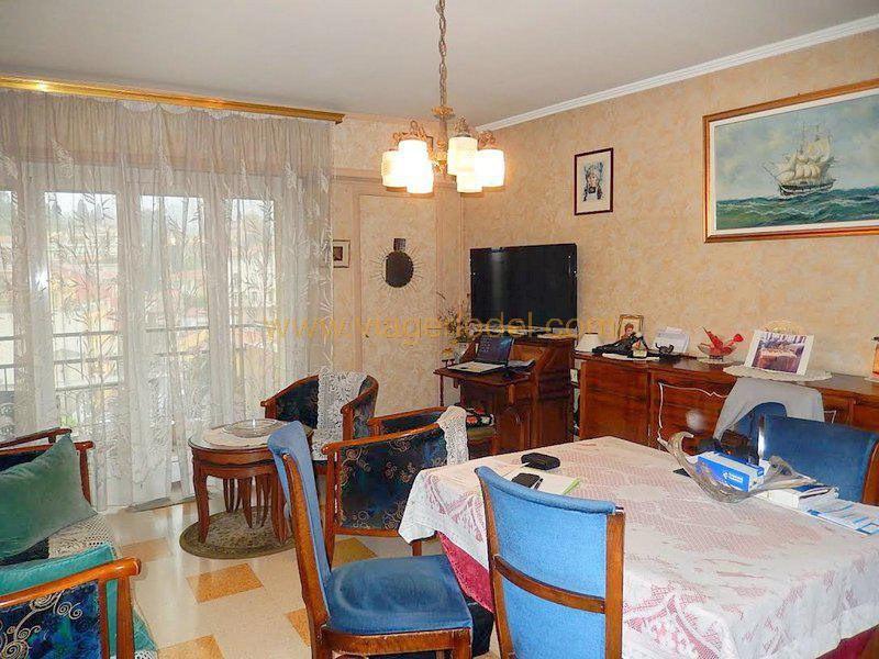 Vendita nell' vitalizio di vita appartamento Menton 82000€ - Fotografia 2