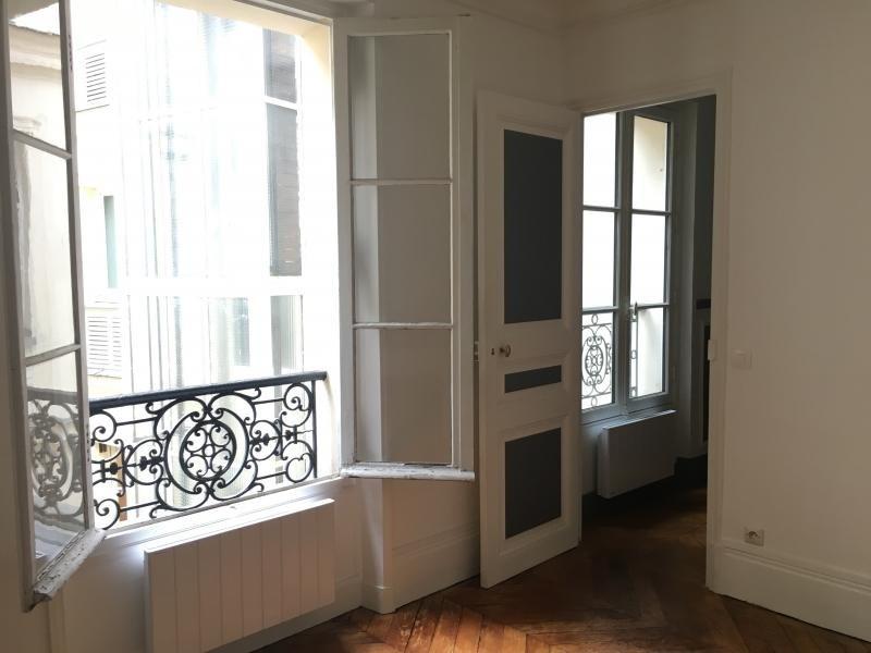 Rental apartment Paris 17ème 2200€ CC - Picture 6
