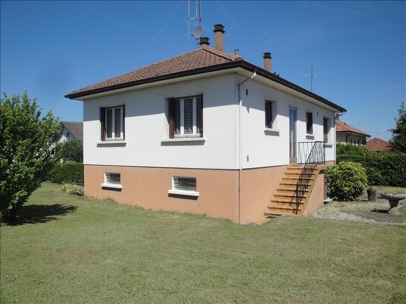 Vendita casa Audincourt 97000€ - Fotografia 2