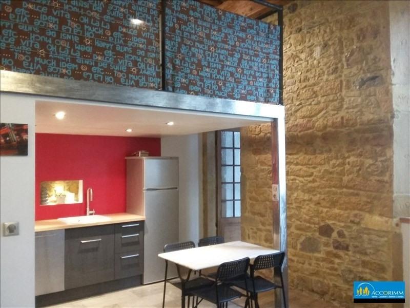 Location appartement Lyon 1er 1250€ CC - Photo 1
