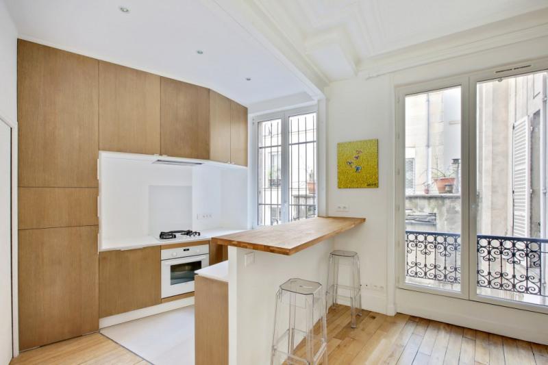 Verkoop  appartement Paris 9ème 450000€ - Foto 5