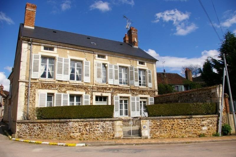 Sale house / villa St sauveur en puisaye 154000€ - Picture 1