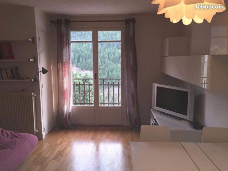 Sale apartment Auron 108 000€ - Picture 1