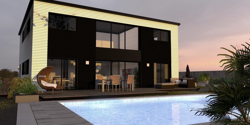 """Modèle de maison  """"Modèle de maison 7 pièces"""" à partir de 7 pièces Val-de-Marne par PRIMOBOIS HAUTS DE SEINE"""