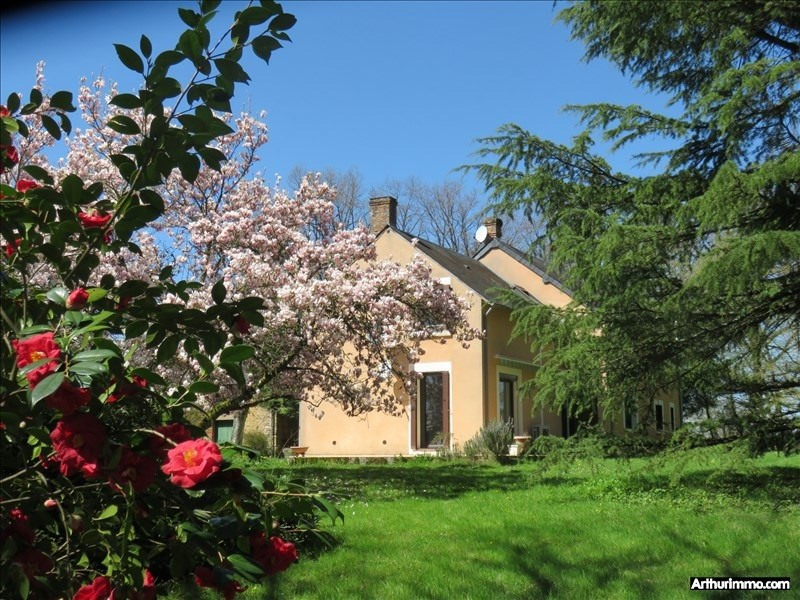 Vente maison / villa Morogues 209000€ - Photo 1