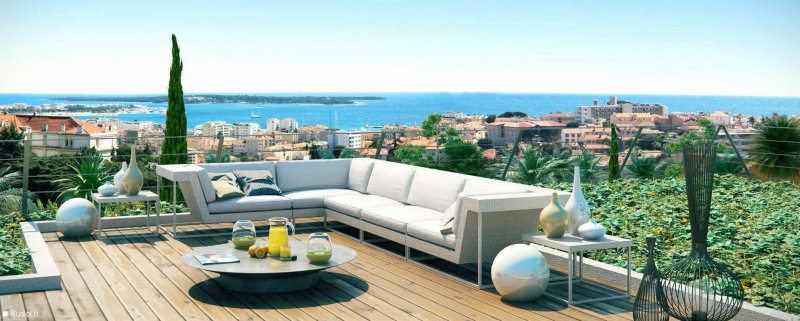 New home sale program Cannes  - Picture 1