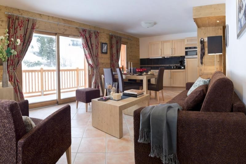 Vente de prestige appartement Lanslebourg mont cenis 600 000€ - Photo 1