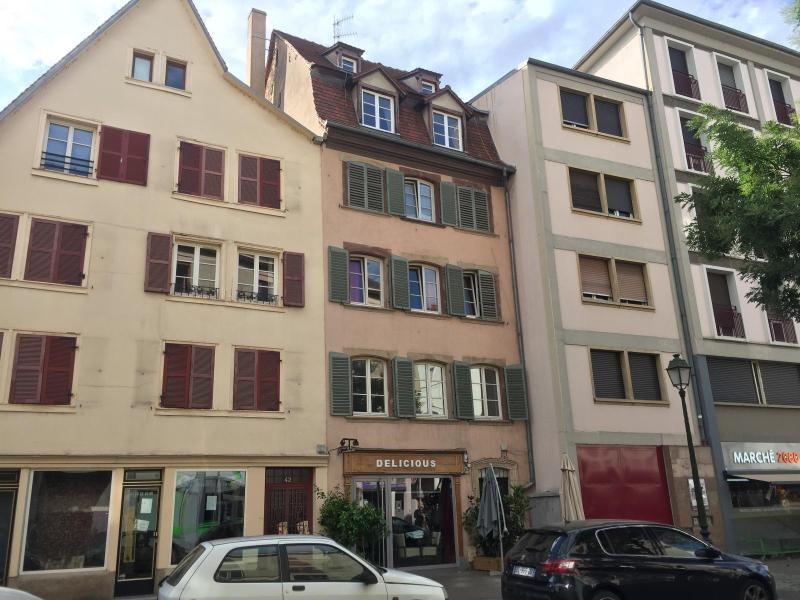 Verhuren  appartement Strasbourg 660€ CC - Foto 1