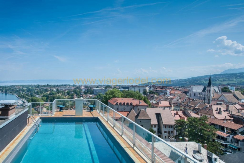 Viager appartement Thonon-les-bains 1 050 000€ - Photo 1