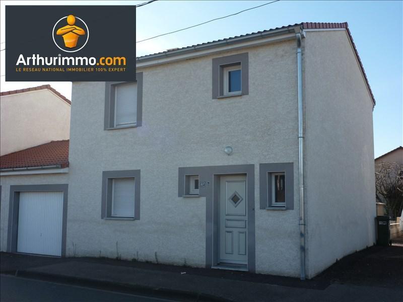 Sale house / villa Roanne 155000€ - Picture 1