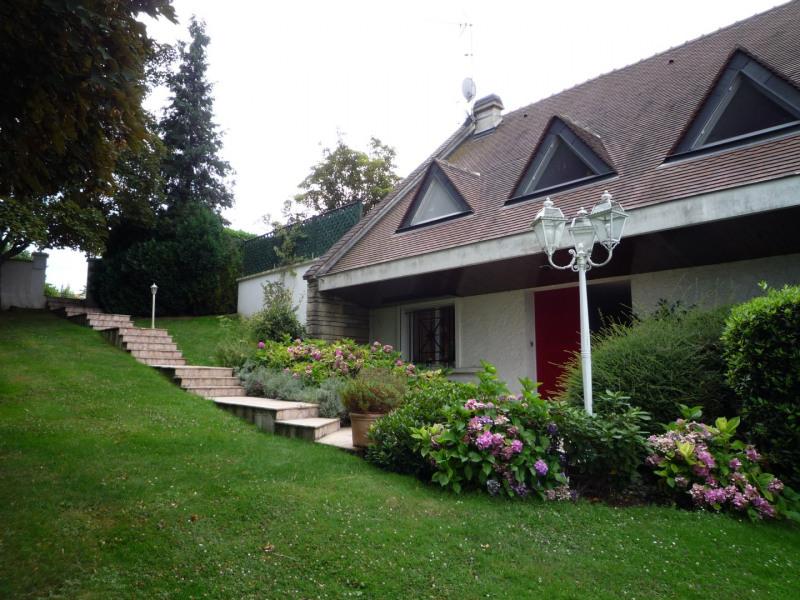Deluxe sale house / villa Saint-nom la breteche 1745000€ - Picture 2