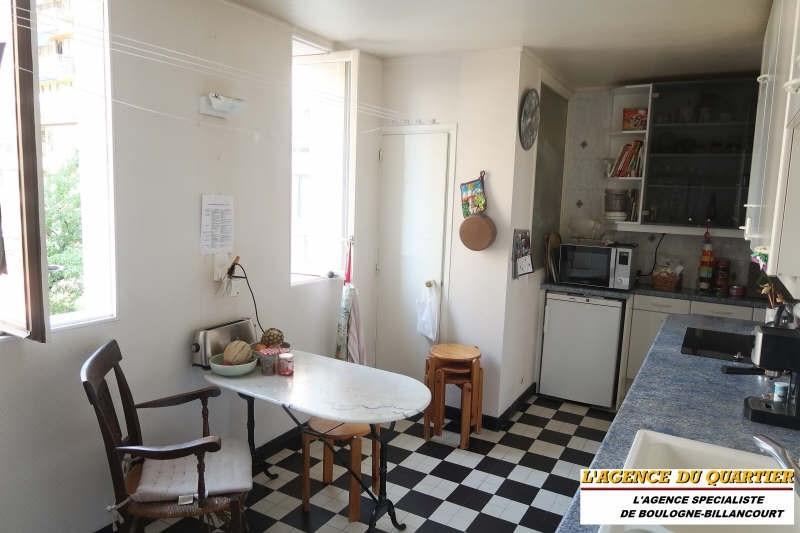 Revenda residencial de prestígio apartamento Boulogne billancourt 1190000€ - Fotografia 4