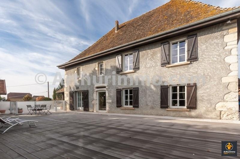Deluxe sale house / villa Les avenieres 449000€ - Picture 4
