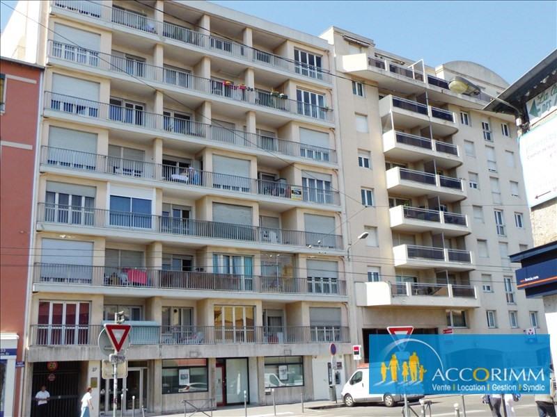 Vente appartement Villeurbanne 249500€ - Photo 1