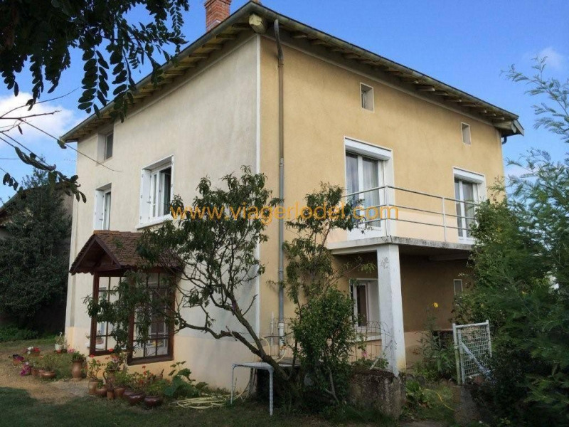 Life annuity house / villa Morance 140 000€ - Picture 1
