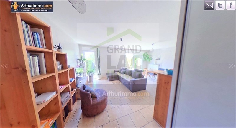 Vente appartement Drumettaz clarafond 335 000€ - Photo 3