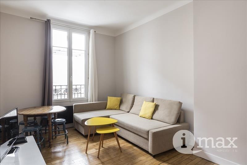 Sale apartment Levallois perret 279000€ - Picture 1