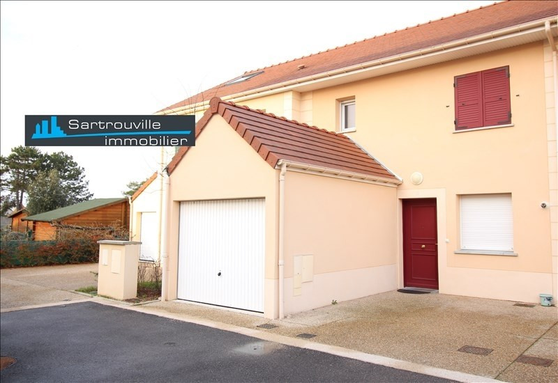 Sale house / villa Sartrouville 380 000€ - Picture 1