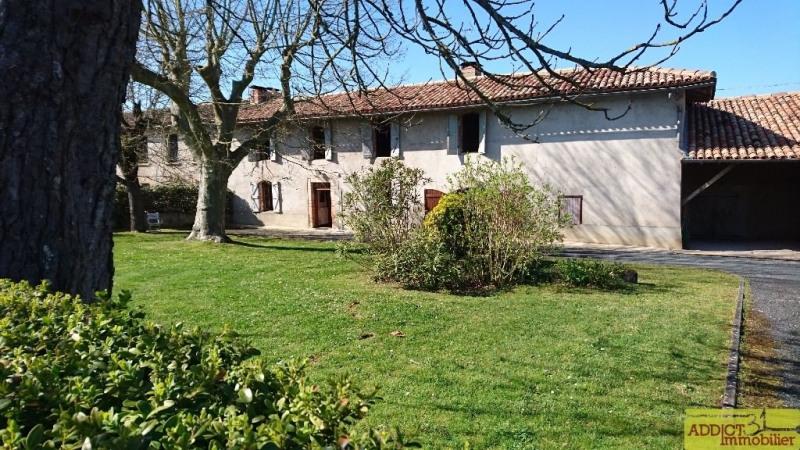 Vente maison / villa Secteur rabastens 267000€ - Photo 1