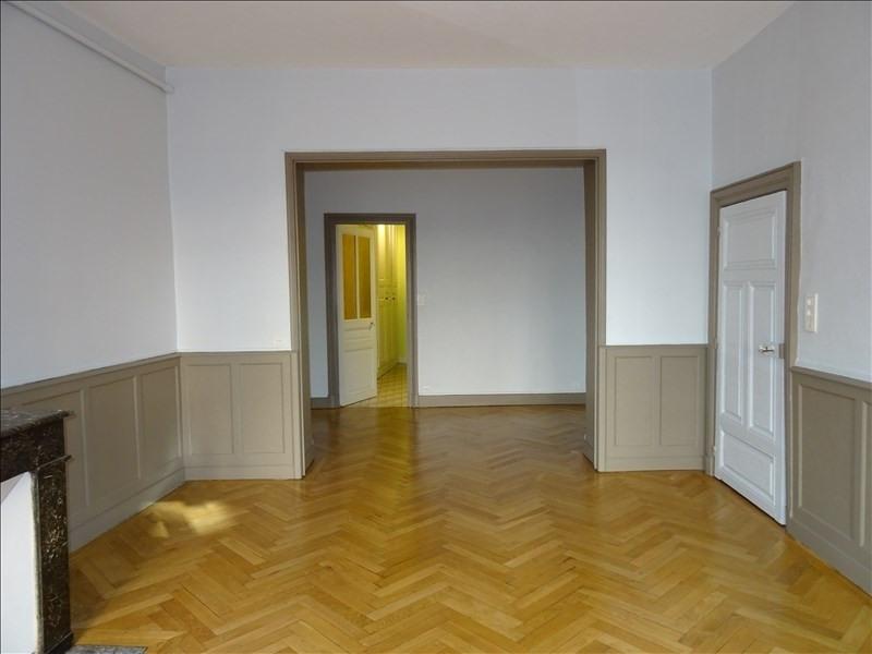 Rental apartment Roanne 500€ CC - Picture 1