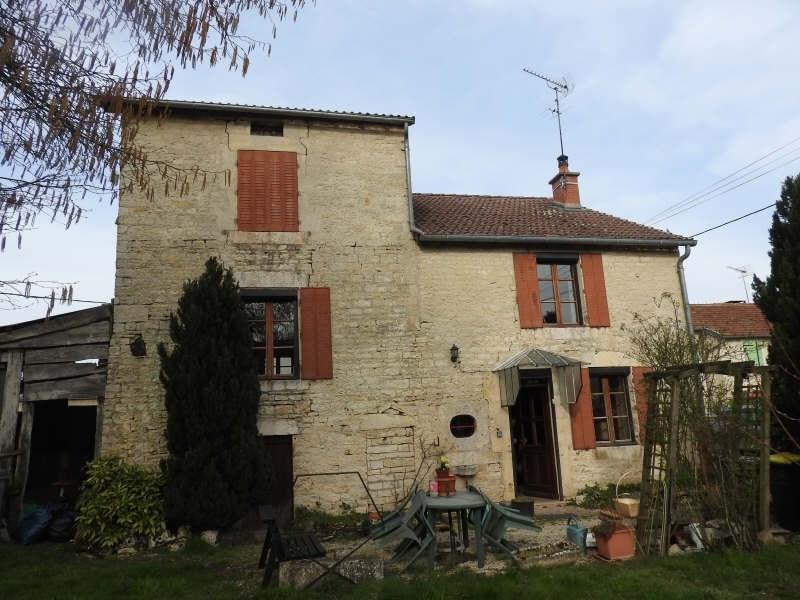 Vente maison / villa Village nord châtillonnais 79900€ - Photo 1