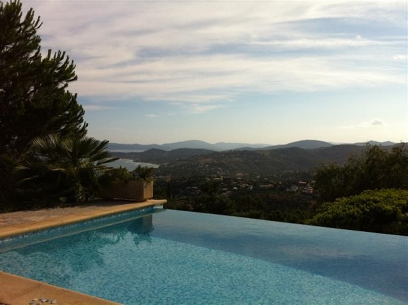 Vacation rental house / villa Les issambres 2 660€ - Picture 12
