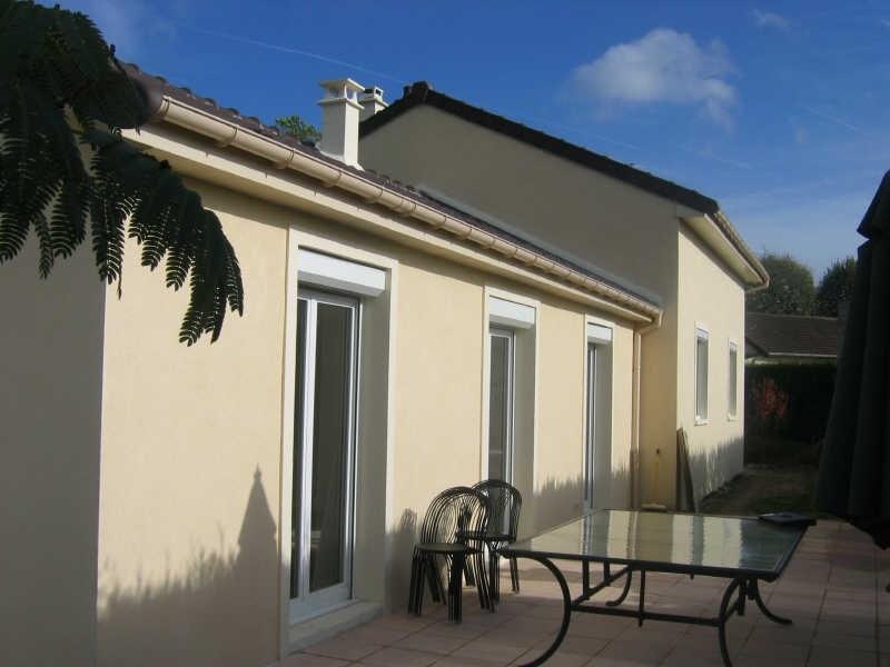 Vente maison / villa La chapelle en serval 420000€ - Photo 1