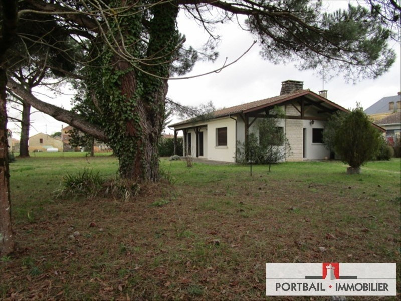 Vente maison / villa Berson 169600€ - Photo 1