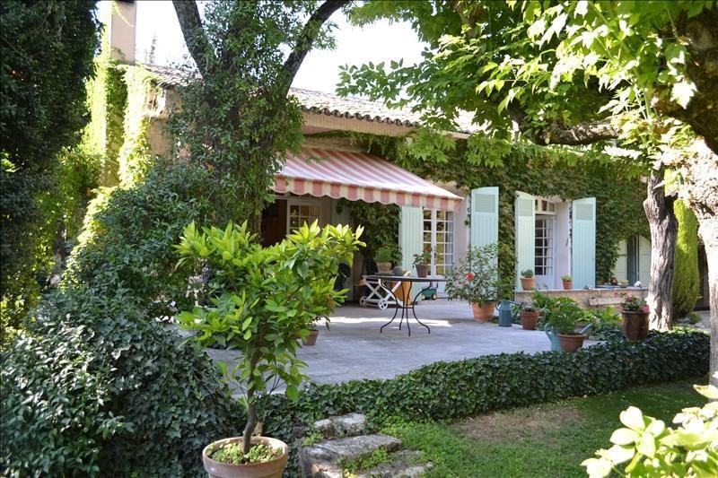 Vendita casa Carpentras 390000€ - Fotografia 2