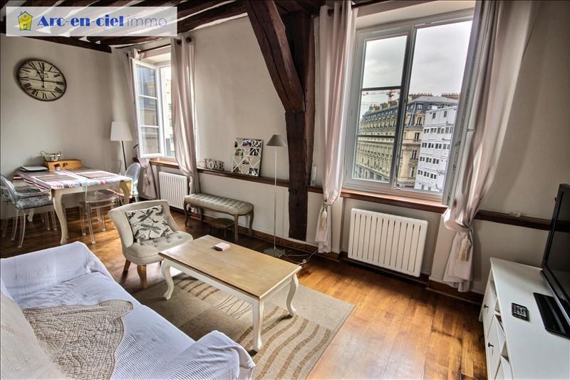 Alquiler  apartamento Paris 1er 2190€ CC - Fotografía 1
