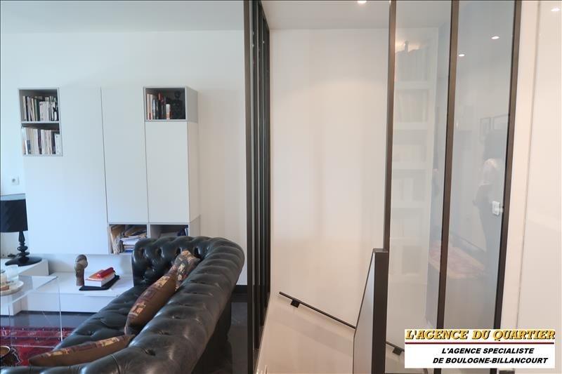 Vente appartement Boulogne billancourt 509000€ - Photo 2
