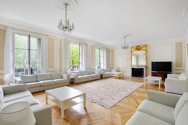 Vente de prestige appartement Paris 16ème 3900000€ - Photo 1