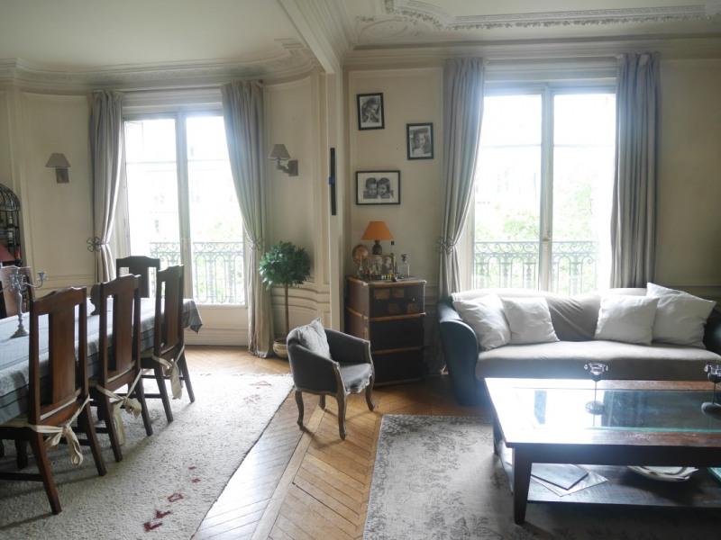 Rental apartment Paris 17ème 3500€ CC - Picture 2