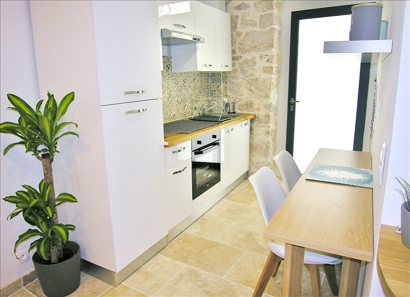 Rental apartment Antibes 750€ CC - Picture 2