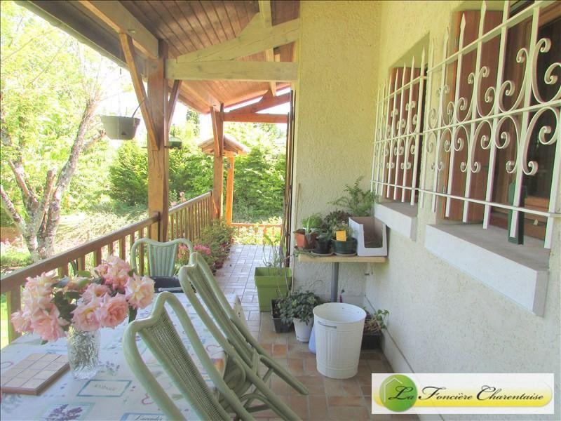 Vente maison / villa Aigre 222000€ - Photo 5