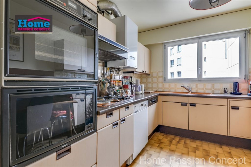 Sale apartment Courbevoie 759000€ - Picture 7