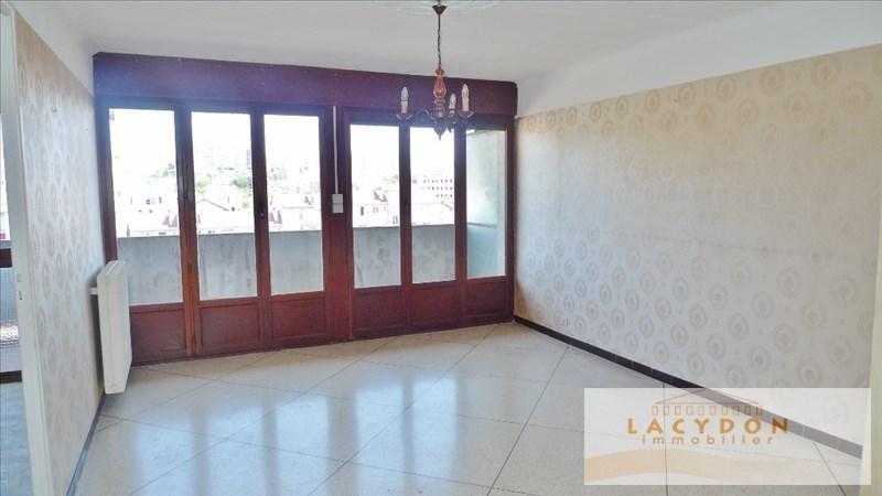 Vente appartement Marseille 14 109000€ - Photo 2