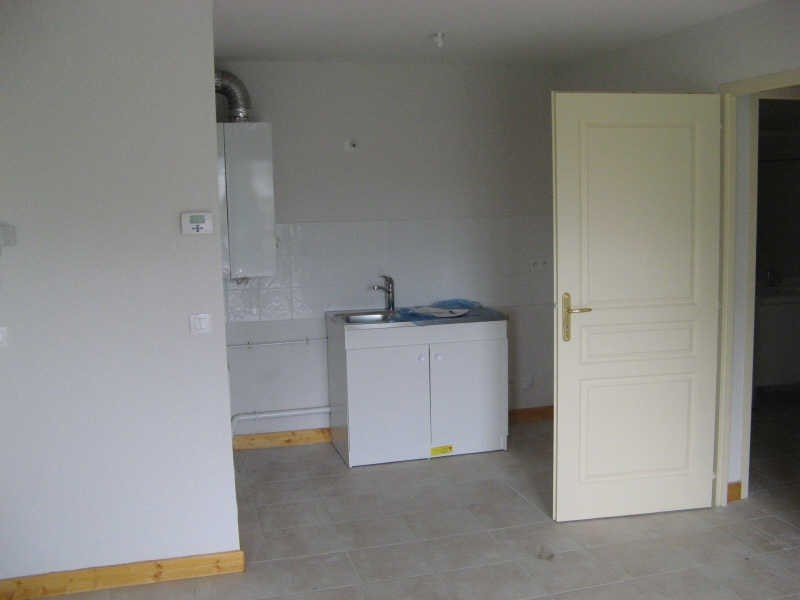 Rental apartment Sallanches 648€ CC - Picture 1