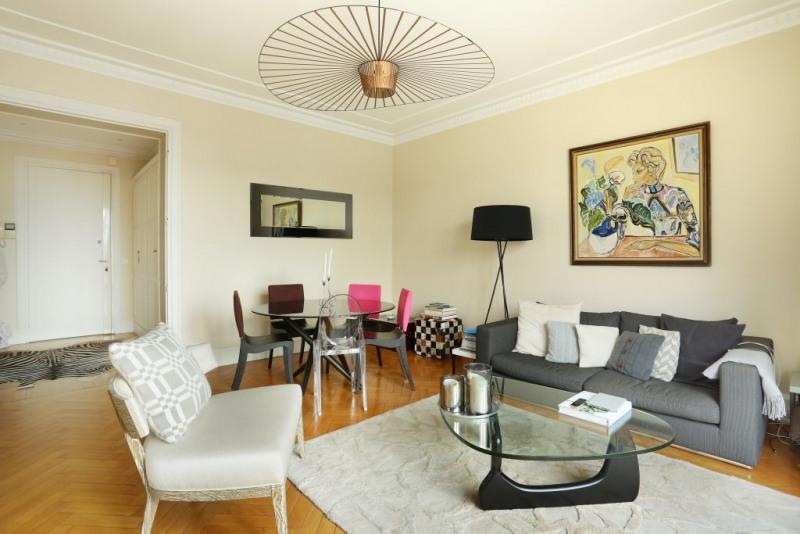Vente de prestige appartement Paris 7ème 1125000€ - Photo 3