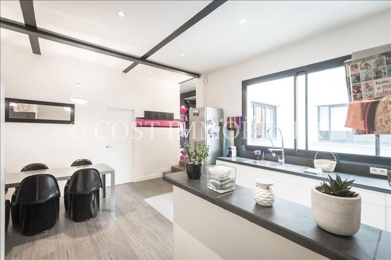Venta  apartamento La garenne colombes 830000€ - Fotografía 4