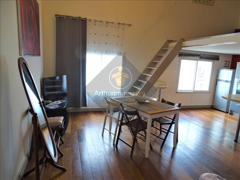 Vente appartement Sete 147500€ - Photo 1