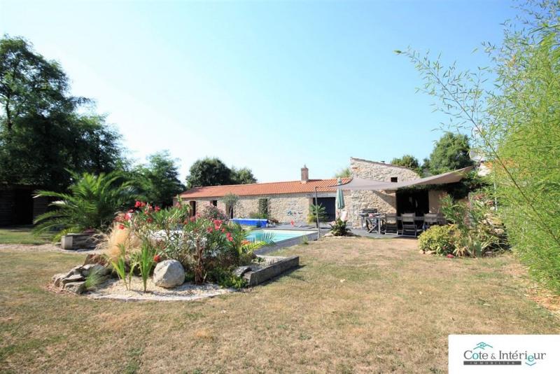 Sale house / villa Olonne sur mer 440000€ - Picture 1