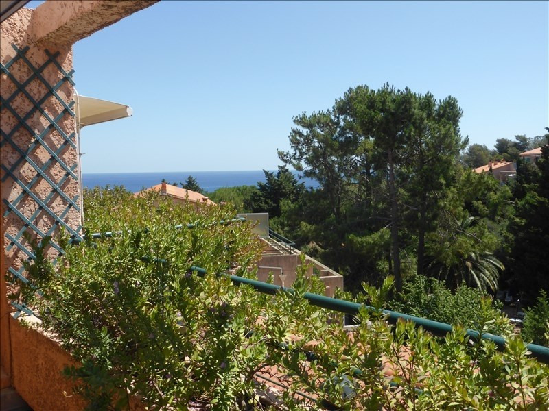 Sale apartment Collioure 318000€ - Picture 1