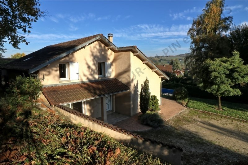 Sale house / villa Bourgoin jallieu 310 000€ - Picture 2