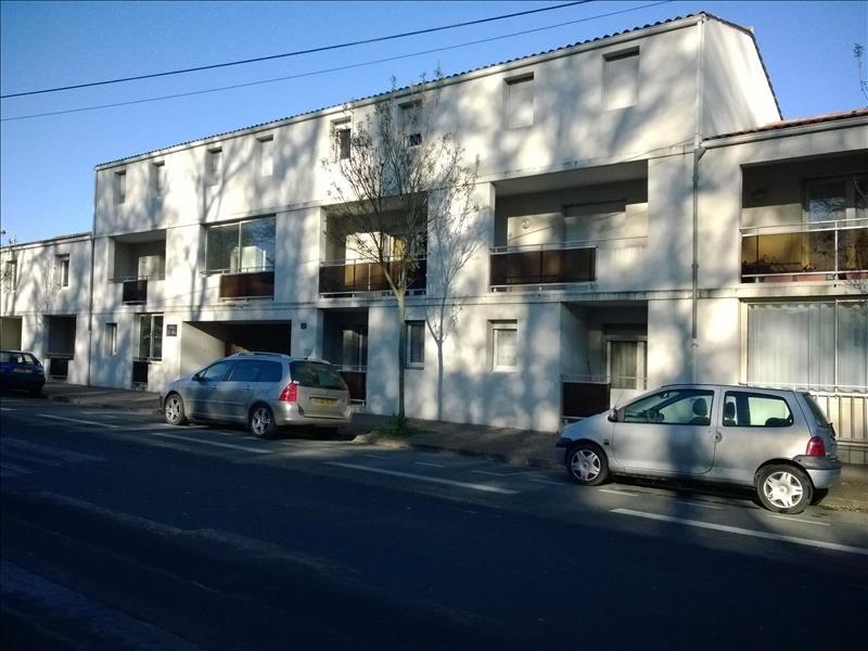 Investissement Appartement 63m² Saintes